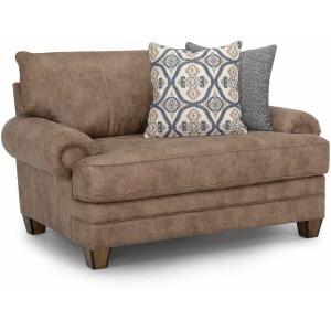 Sicily Chair and a Half - Chief Hazelnut