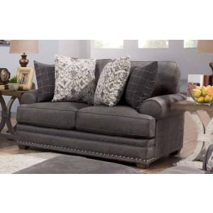 McClain Loveseat - Master 7 Steele