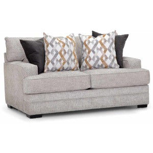 Protege Loveseat - Crosby Dove