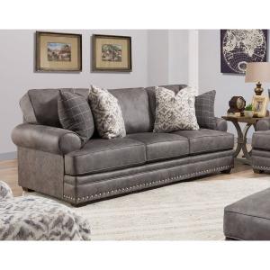 McClain Sofa with Nails