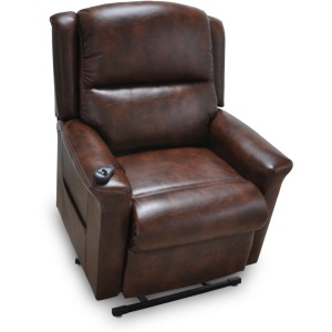 Province Lift Recliner in Malone Mocha