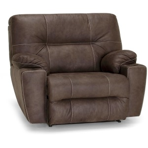 Titus Fabric Recliner - Collondale Mineral