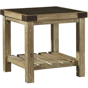 Graystone Top Side Table