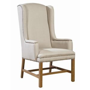 Linen Host Chair