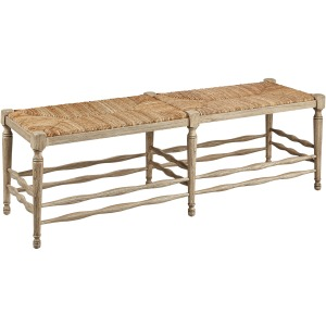 Reed Bench