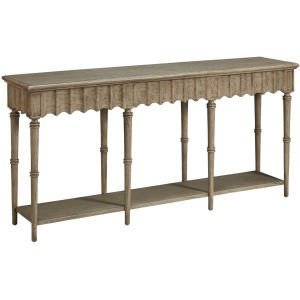 Three Drawer Bijou Console