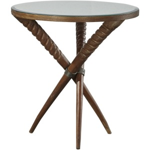 Rams Horned Side Table
