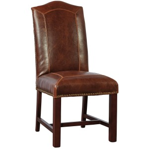 Blake Leather Dining Chair