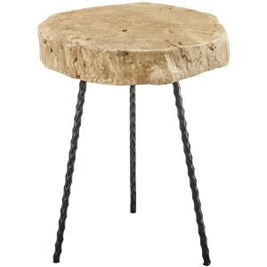 Whiskey End Table