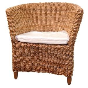 Seagrass Club Chair