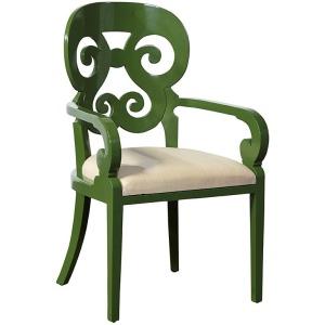 Emerald Bolero Chair