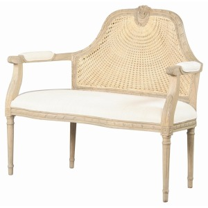 Marquis Settee Chair