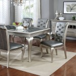 "Amina 66"" Dining Table"