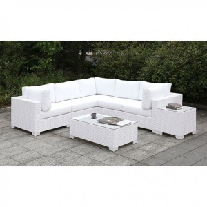 Somani II L-Sectional & Coffee Table