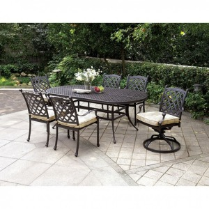 Chiara I Patio Dinning Table