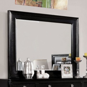 Ariston Mirror - Black