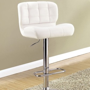 Kori Bar Chair - White