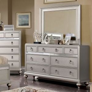 Ariston Dresser - Silver