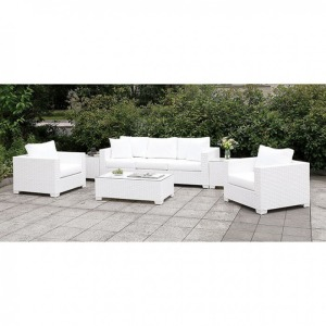 Somani II Sofa & 2 Chairs & 2 End Tables & Coffee Table