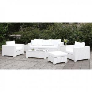 Somani II Sofa & 2 Chairs & 2 End Tables & Coffee Table