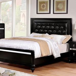 Avior Bed - Black