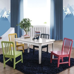 Casey 5 PC Kids Table Set