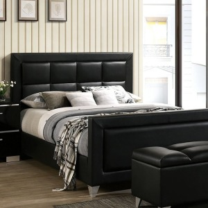 Menkar Queen Panel Bed