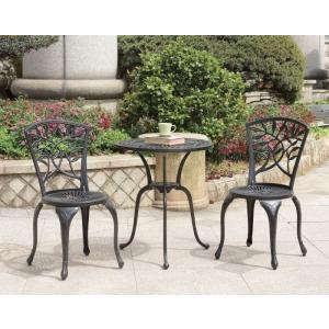 Courtnay Round Bistro Table Set