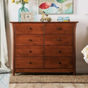 Keizer 8-Drawer Chest