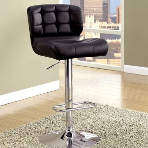 Kori Bar Chair - Black