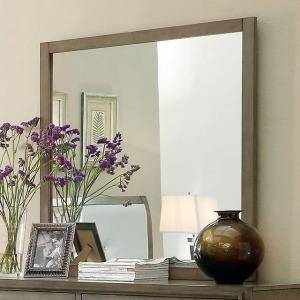 Enrico I Mirror - Gray