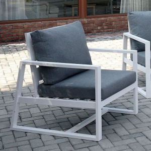 India Patio Arm Chair