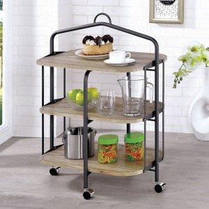 Richardson Folding Serving Cart