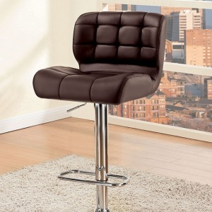 Kori Bar Chair - Brown