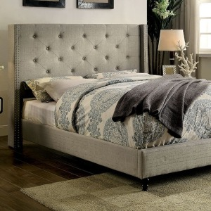 Anabelle Bed - Gray