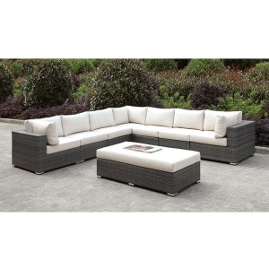 Somani L-Sectional & Bench