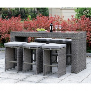 Ismay Patio Dining Table
