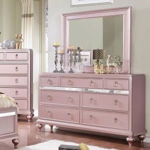 Ariston Dresser - Rose Gold