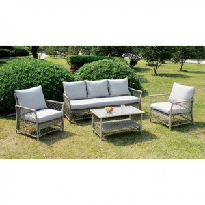 Jacquelyn 4 PC Patio Seating Set