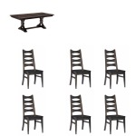 Farmville 7PC Dining Set