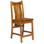 """AMI Hayworth 24"""" Complete Barstool"""