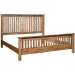 Bennington Slat Bed