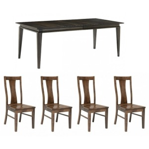 Elara 5 PC Dining Set