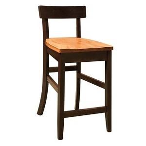"""Edan 24"""" Bar Chair"""
