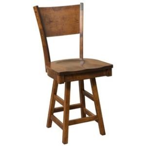 Americana Swivel Bar Chair