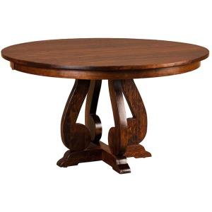 Burwick Single Pedestal Table