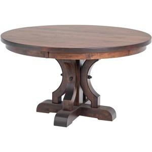 Caspian Single Pedestal Table