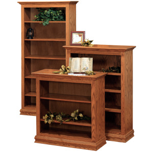"""Traditional 72"""" Bookcase"""