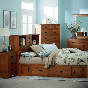Old Mission Bedroom Collection