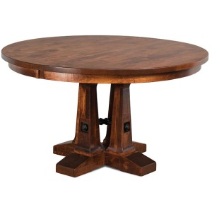 Vienna Single Pedestal Table